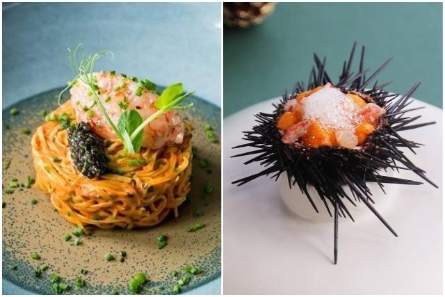 best rooftop restaurant singapore braci pasta urchin seafood fine dining