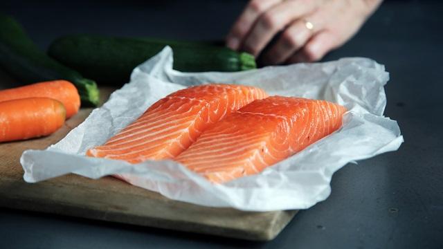 salmon potluck ideas new years eve dinner