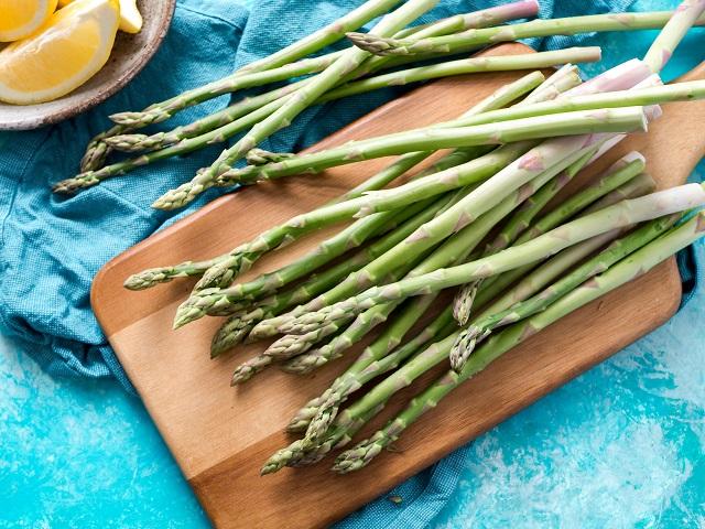 vegetable asparagus potluck ideas new years eve dinner