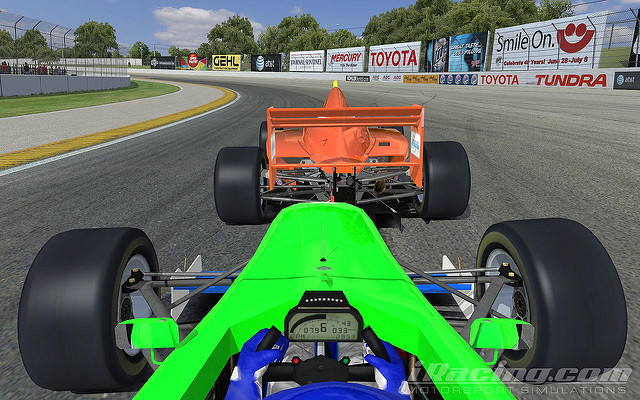 iracing online competitive car driving games