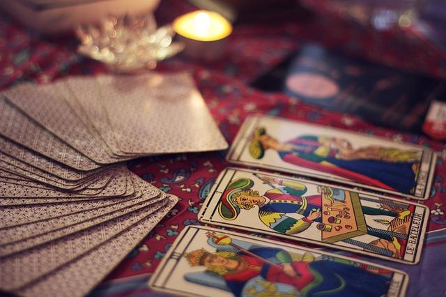 tarot card reading christmas gift idea
