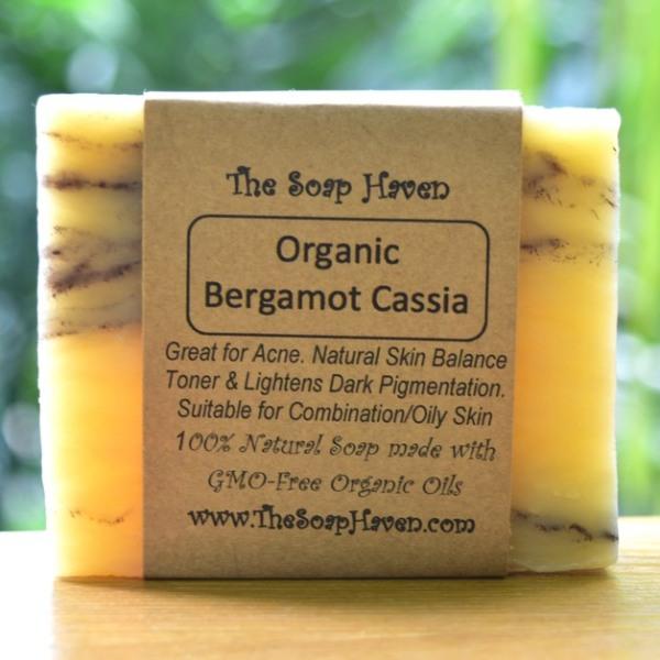 bergamot cassia handmade soaps singapore