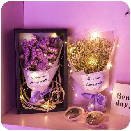 babys breath bouquet valentines day flowers singapore