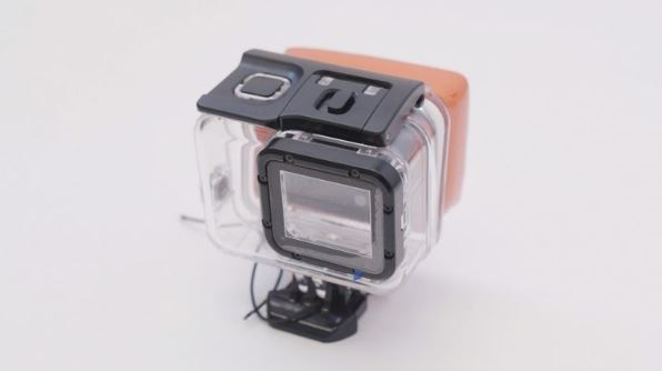 case and floaty best gopro accessories