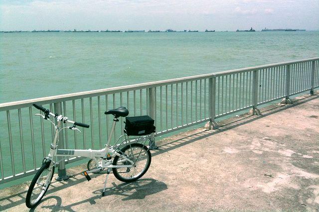 cycling singapore east coast park