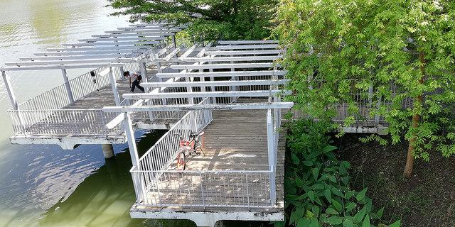 cycling singapore punggol waterway waterway coast