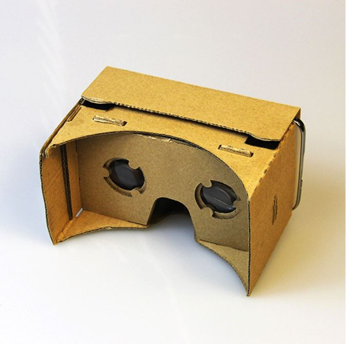 google cardboard best vr headsets