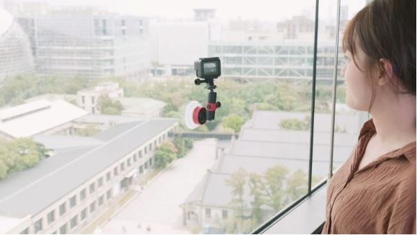 joby suction cup best gopro accessories