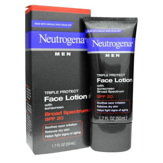 skin care products for men in singapore neutrogena triple protect face lotion