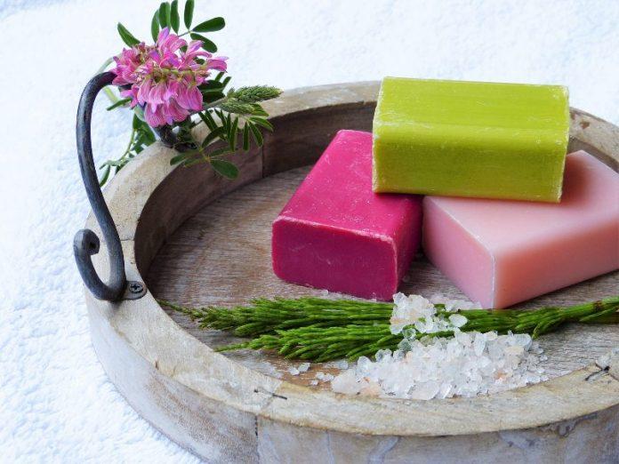 coloured soap bar handmade soaps singapore