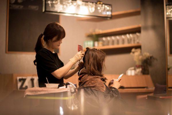 zinc korean hair salon singapore