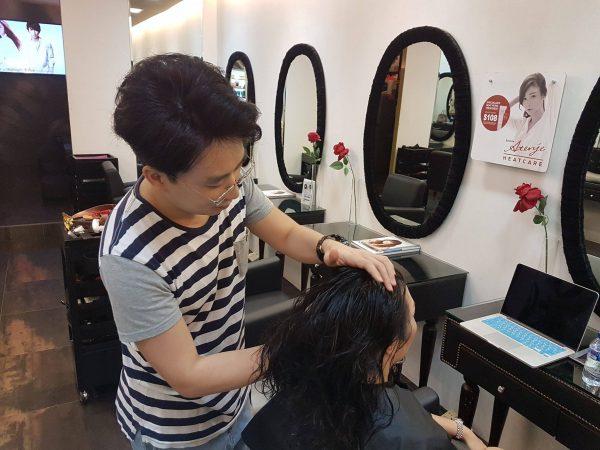 dusol beauty singapore korean hair salon