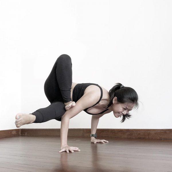 ashtanga power yoga classes singapore