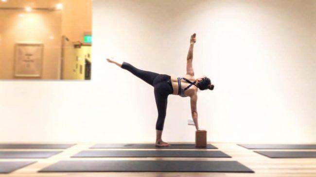 hale yoga classes singapore aerial vinyasa