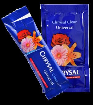 Chrysal Clear Flower Food