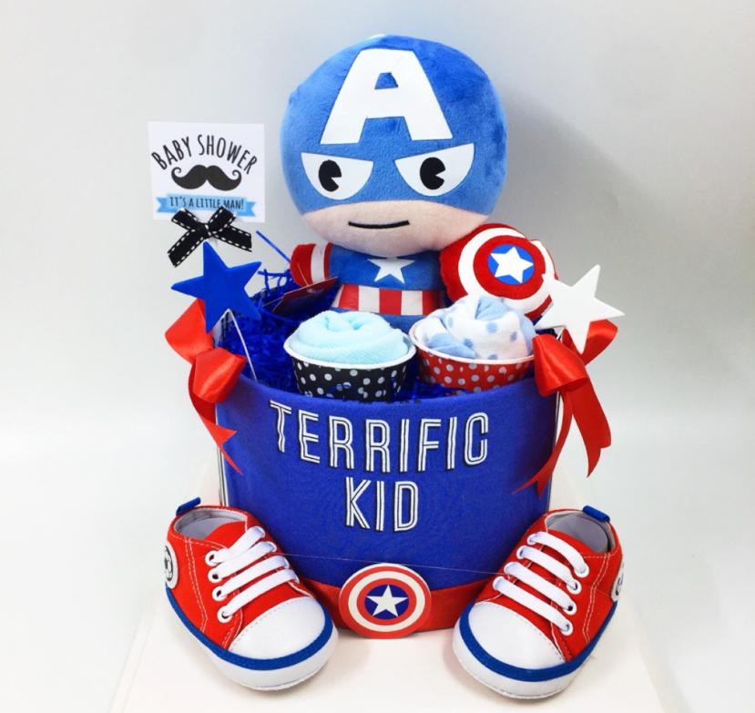 best baby shower gift ideas diaper cake