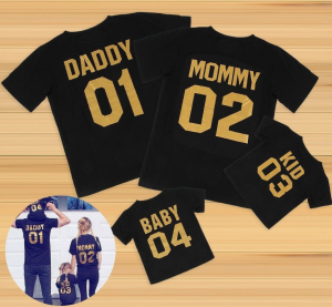 best baby shower gift ideas matching family outfits