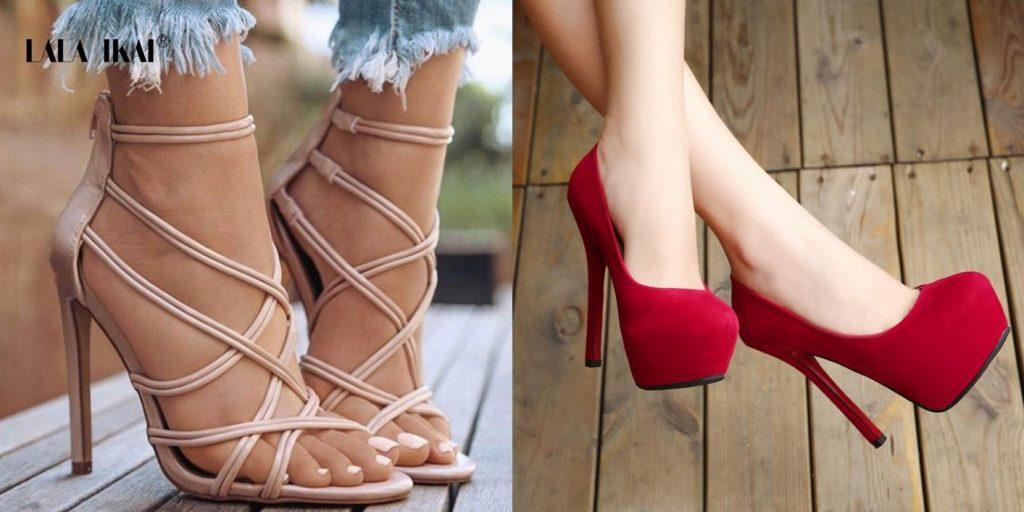 stilettos comfortable heels singapore