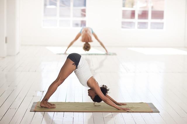 hatha yoga classes singapore downward facing dog pose