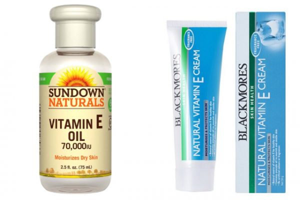 vitamin e skincare products best vitamins for skin sundown natural blackmores