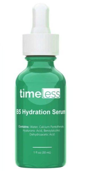 Vitamin B5 for skin