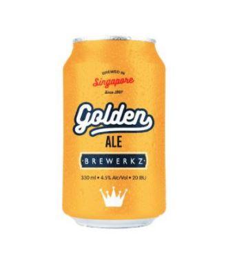 brewerkz golden ale best beers singapore