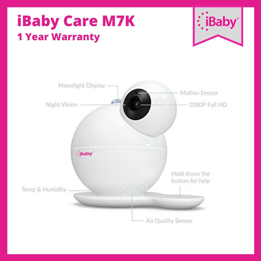 ibabycare best baby montor