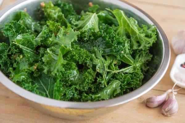 kale greens vegetables vitamin k best vitamins for skin
