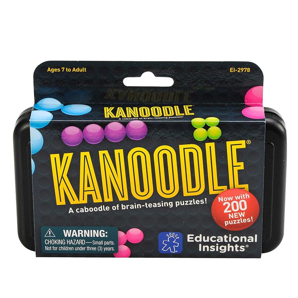 kanoodle brain teaser for kids