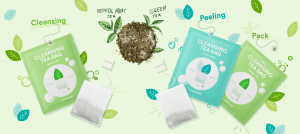 Laneige Cleansing Tea Bag