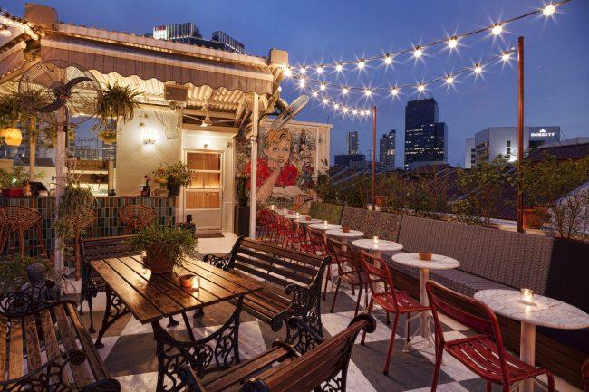 unique wedding venues singapore potato head rooftop bar