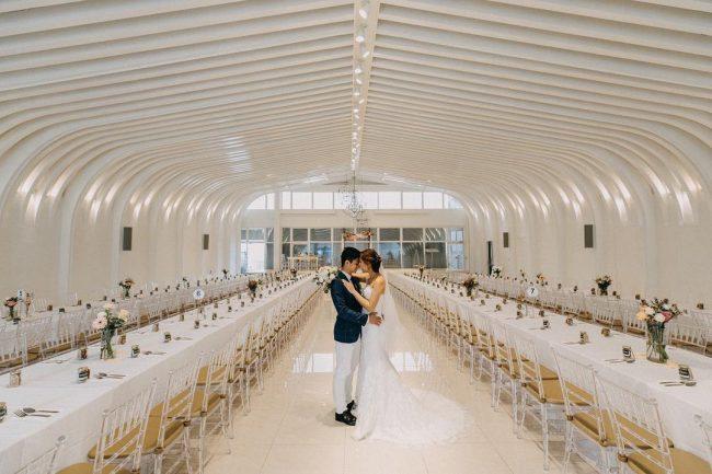 unique wedding venues singapore the chapel at imaginarium white
