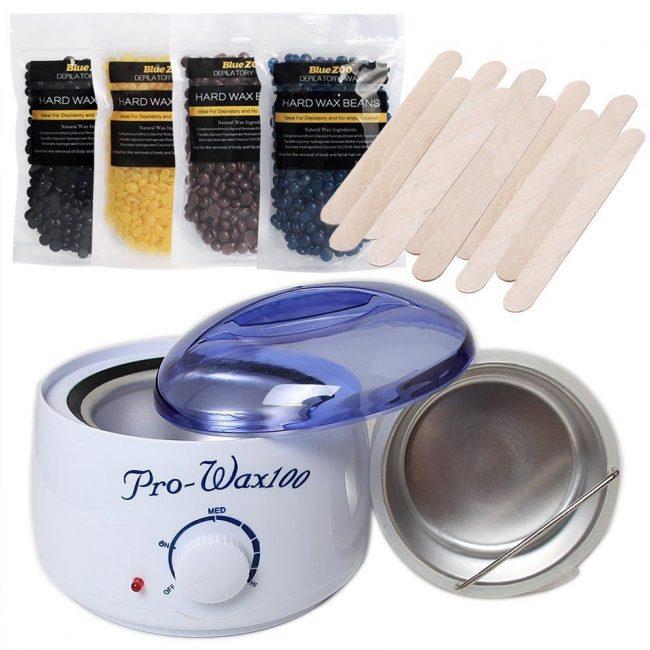 hair removal singapore hot wax warmer kit wax bean heater