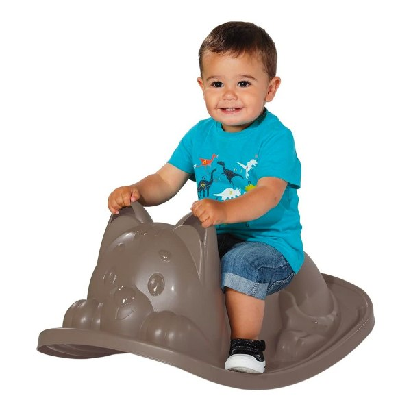 cat-themed gifts for kids smoby cat rocker indoor