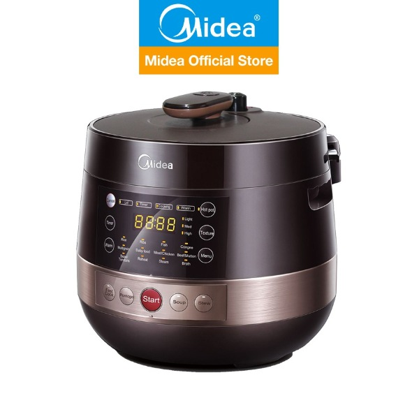 kitchen equipment singapore midea 50l smart pressure cooker