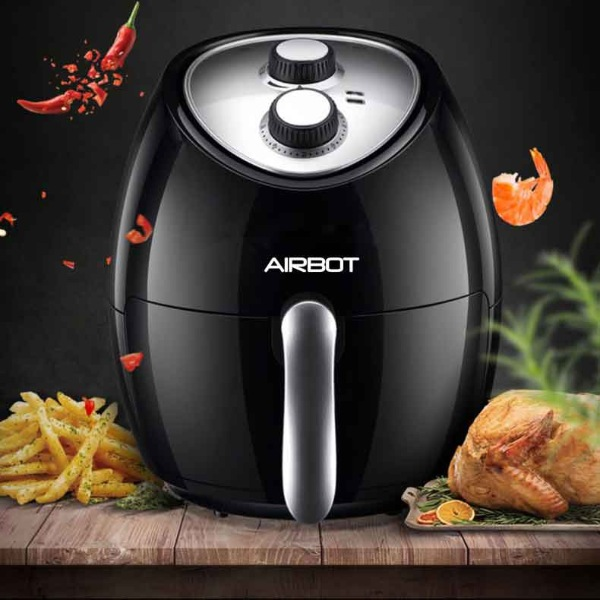 kitchen equipment singapore new home airbot air fryer 3l black