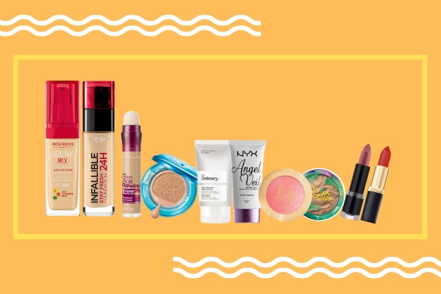 25 Makeup Products Highly