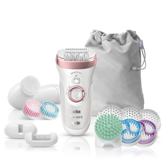 hair removal singapore braun silk epil skinspa sensosmart epilator women