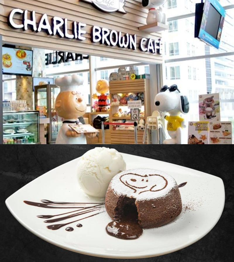 charlie brown cafe halal cafes in orchard