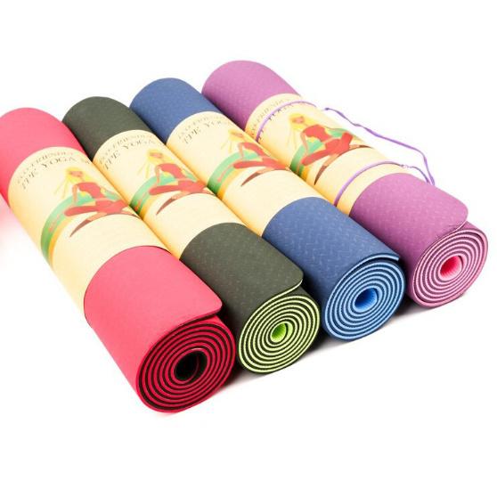 ecofriendly tpe yoga mat best yoga mat in singapore