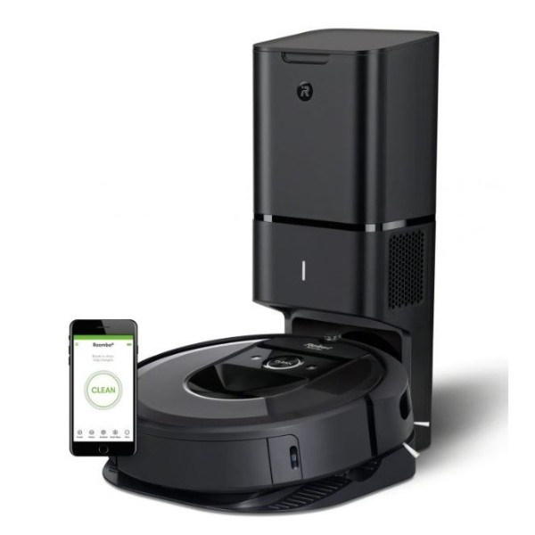 best robot vacuum cleaner singapore irobot roomba i7+ clean base automatic dirt disposal system