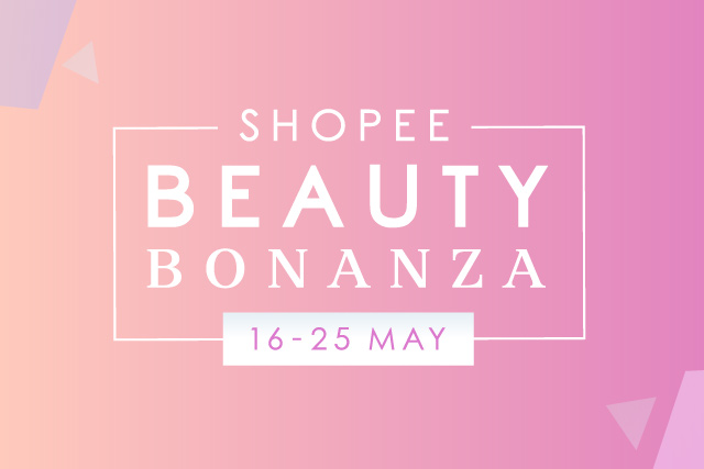 Shopee Beauty Bonanza