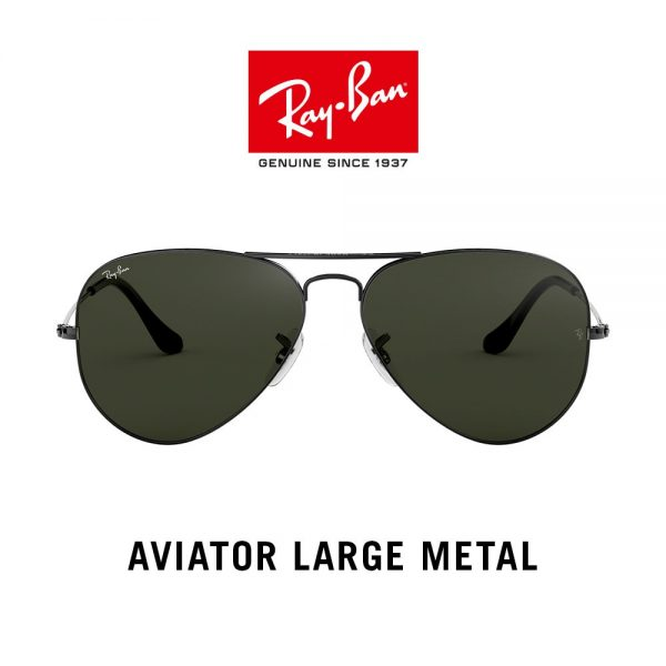 rayban aviator large metal father's day gifts singapore