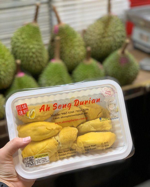 ah seng durian durian stalls singapore