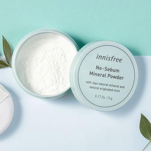 best Innisfree product to control sebum