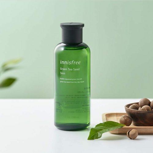 green tea seed serum best innisfree products