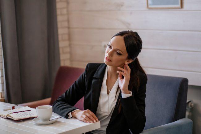 office lady wear blazer formal outfit