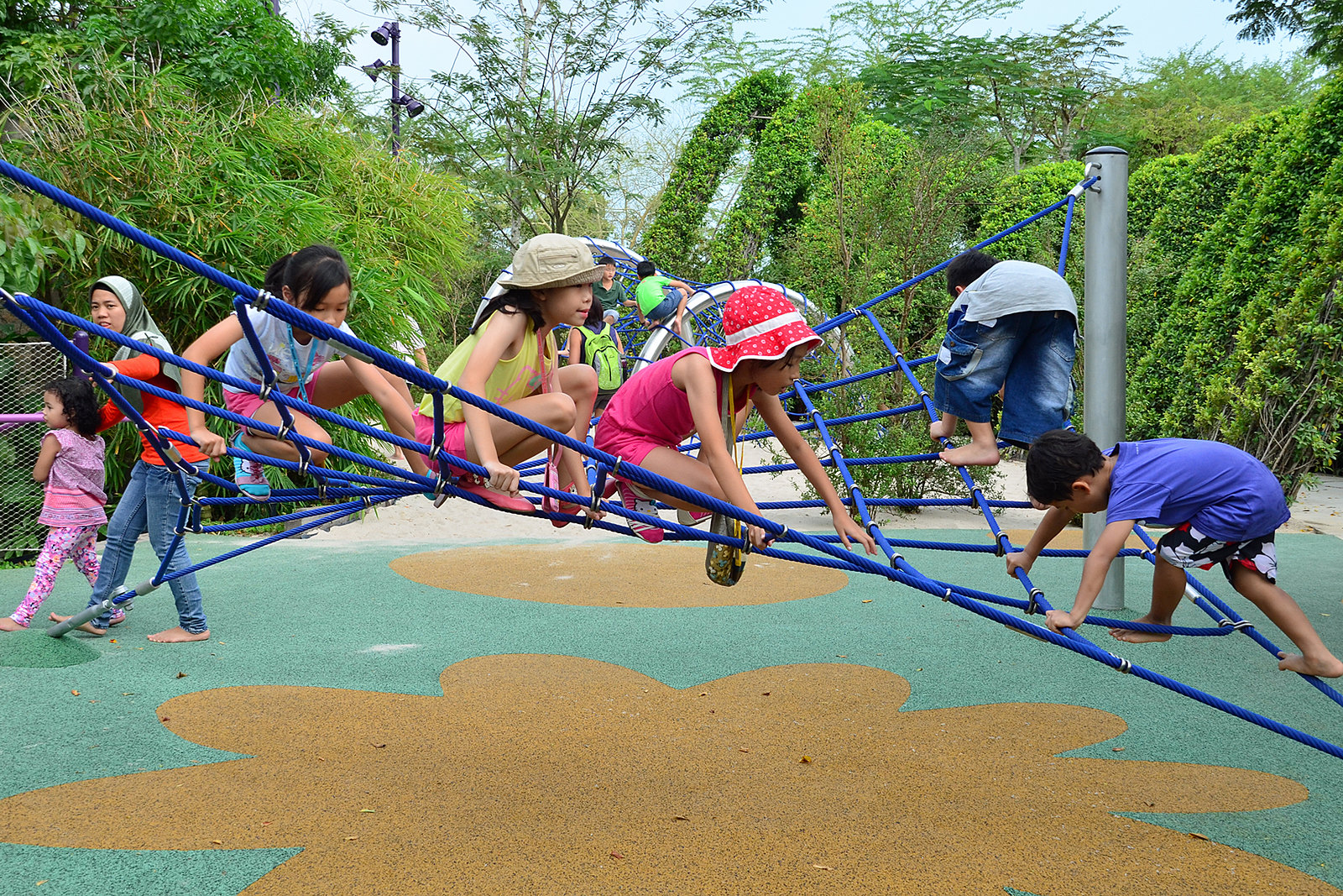 far east organization children's garden outdoor playground singapore