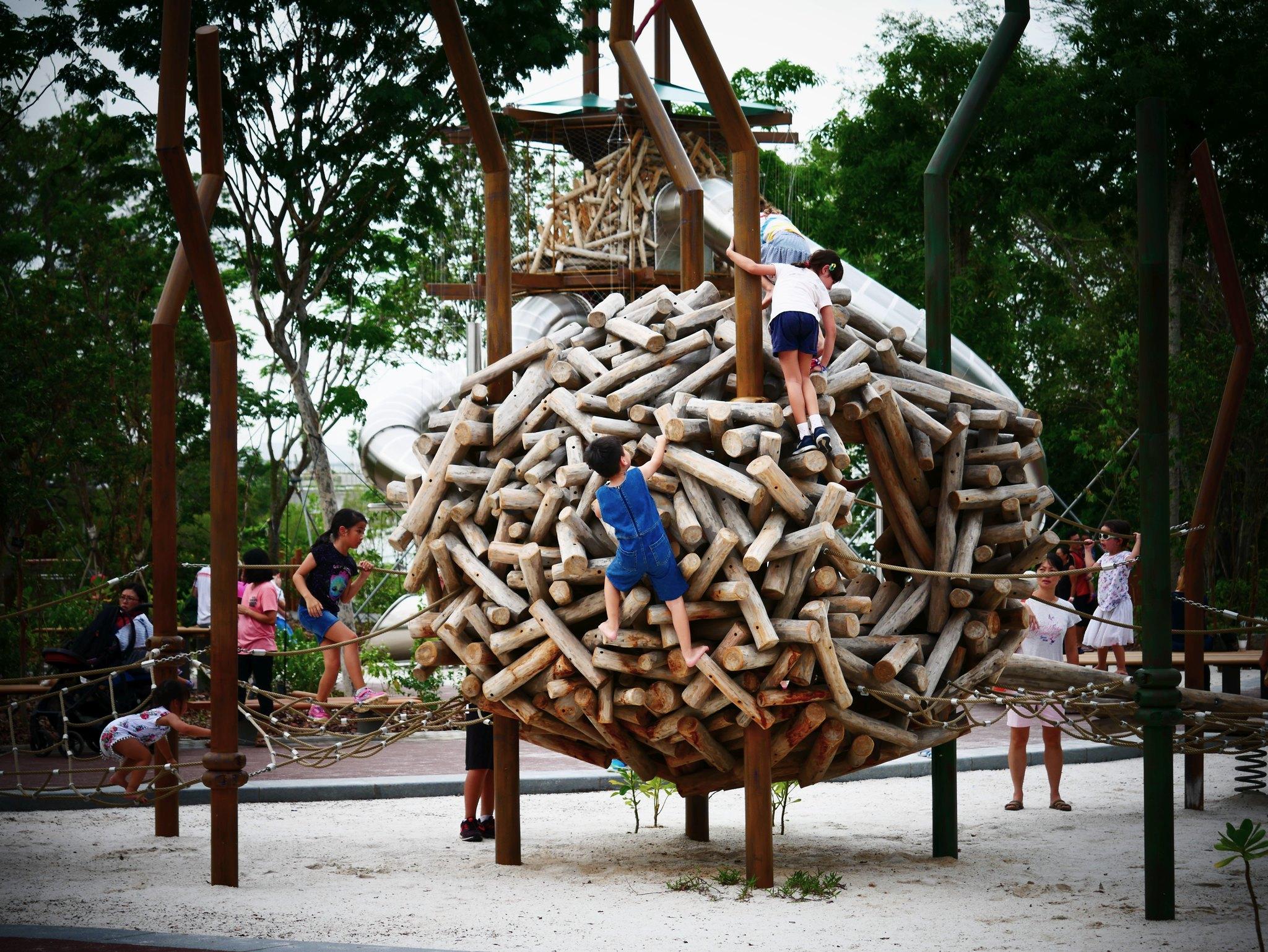 jurong lake park playground outdoor singapore