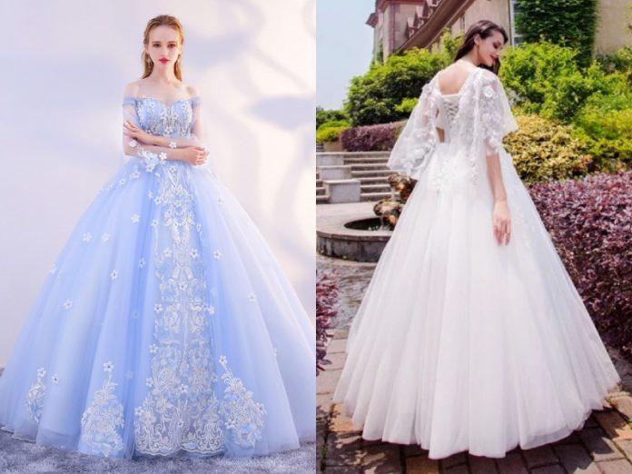 wedding dresses online ball gowns bridal